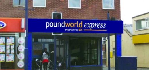 Impression of new Redcar store. Image courtesy of Poundworld
