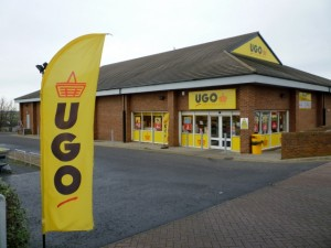 UGO store, Stanley (2 Dec 2011). Photograph by Graham Soult
