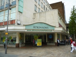 Atkinsons of Sheffield (18 Aug 2011). Photograph by Graham Soult