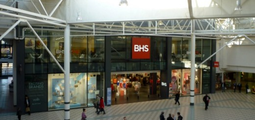 BHS (former Woolworths), Middleton Grange, Hartlepool (7 Mar 2012). Photograph by Graham Soult