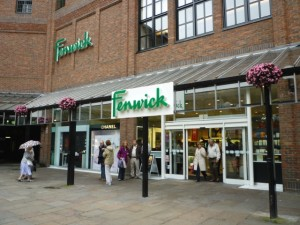 Fenwick, York (17 July 2010). Photograph by Graham Soult