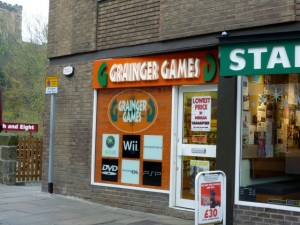Grainger Games, Durham (16 Nov 2011). Photograph by Graham Soult