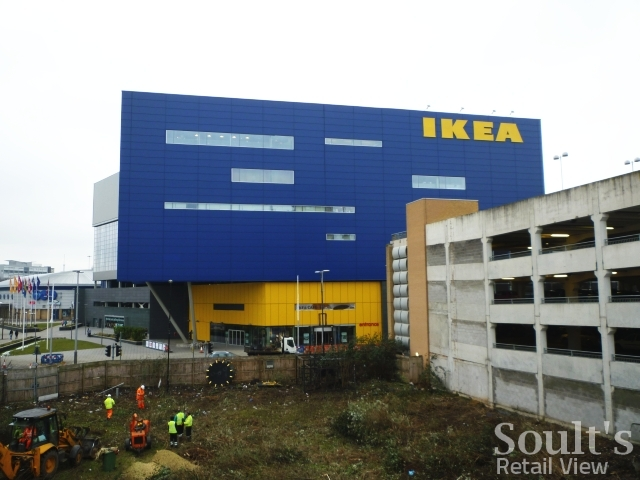 IKEA Coventry (7 Feb 2012). Photograph by Graham Soult