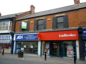 Original Woolworths, Houghton-le-Spring (13 Mar 2012). Photograph by Graham Soult