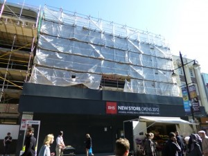 New BHS, Newcastle (30 Mar 2012). Photograph by Graham Soult