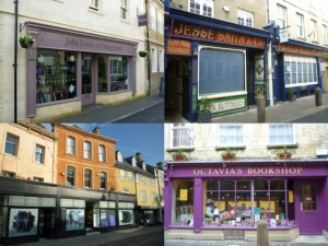 Cirencester shops (13 Nov 2011). Photographs by Graham Soult