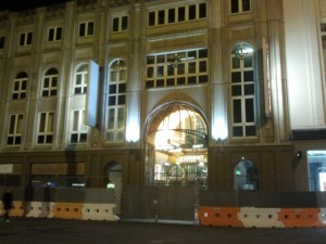 Monument Mall, Newcastle (16 Apr 2012). Photograph by Graham Soult