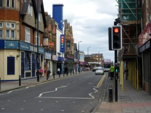 High Street West, Wallsend (8 Aug 2011). Photograph by Graham Soult