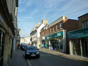Former Woolworths (now Poundland and Mountain Warehouse), Cirencester (13 Nov 2011). Photograph by Graham Soult