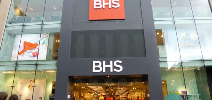 BHS, Newcastle (20 Apr 2012). Photograph by Graham Soult