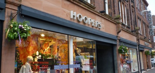 Hoopers in happier times (14 Dec 2010). Photograph by Graham Soult