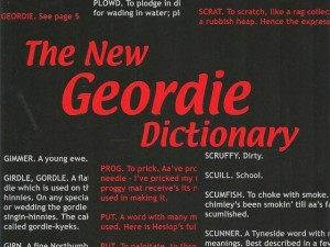 Frank Graham's Geordie Dictionary