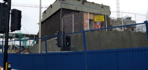 Last fragment of Tesco Gateshead (10 Jun 2012). Photograph by Graham Soult