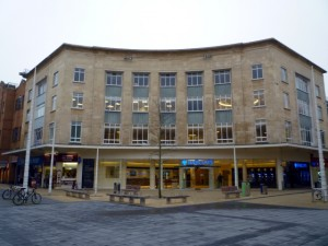 Barclays (ex-New Look), Broadmead, Bristol (22 Feb 2011). Photograph by Graham Soult