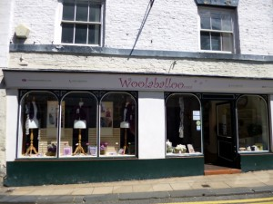 Woolaballoo.com, Hexham (30 Jun 2012). Photograph by Graham Soult