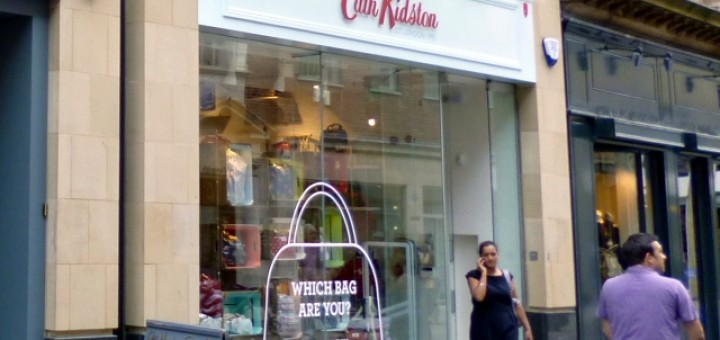 Cath Kidston, Nottingham (16 Aug 2012). Photograph by Graham Soult