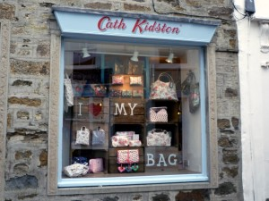 Cath Kidston, St Ives, Cornwall (20 Feb 2011). Photograph by Graham Soult