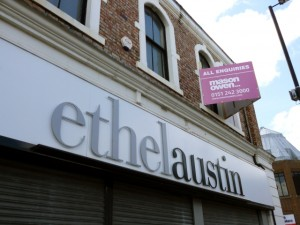 Former Ethel Austin site, Wallsend (30 Jul 2012). Photograph by Graham Soult