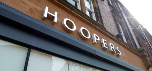 Hoopers, Carlisle (9 May 2012). Photograph by Graham Soult