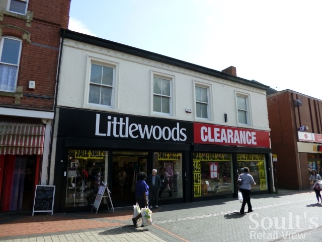 Littlewoods Clearance, Bulwell (16 Aug 2012). Photograph by Graham Soult