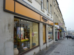 L'Occitane shop in Clifton, Bristol (22 Feb 2011). Photograph by Graham Soult