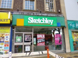 'Sketchley', Peterborough (2 Aug 2012). Photograph by Graham Soult