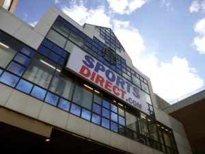 Sports Direct, Newcastle (22 Aug 2012). Photograph by Graham Soult