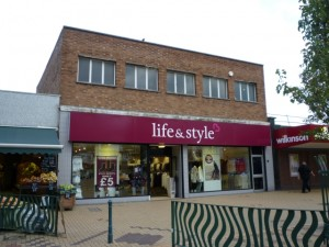 Life & Style, Wombwell (3 Nov 2011). Photograph by Graham Soult