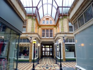 Miller Arcade, Preston (9 May 2012). Photograph by Graham Soult