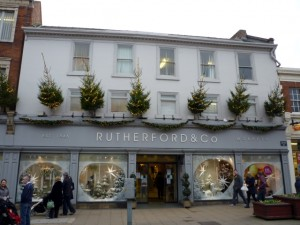 Rutherfords of Morpeth (26 Nov 2011). Photograph by Graham Soult