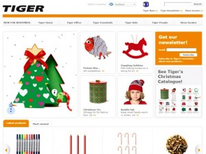 Tiger Scotland website (23 Nov 2012)