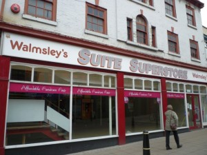 Ex-Walmsley's, Rotherham (3 Nov 2011). Photograph by Graham Soult
