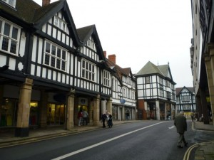 Co-op department store, Chesterfield (10 Nov 2011). Photograph by Graham Soult