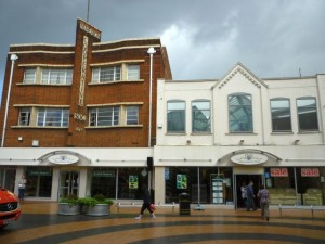 Heart of England Co-op department store, Nuneaton (24 Aug 2010). Photograph by Graham Soult