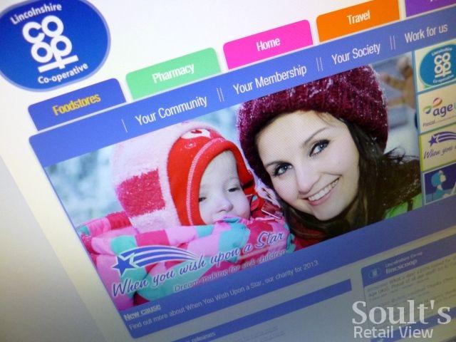 Lincolnshire Co-op website (30 Jan 2013). Photograph by Graham Soult