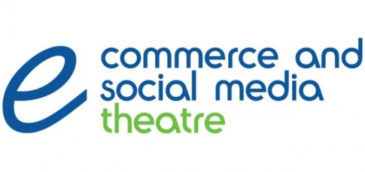 Spring Fair's Ecommerce and Social Media Theatre logo