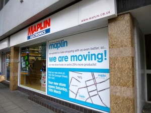 Existing Maplin, Pilgrim Street, Newcastle (3 Mar 2013). Photograph by Graham Soult
