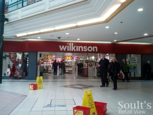 I Ve Now Visited And Tracked A Quarter Of The Ex Woolies