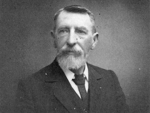 Waltons' founder, E C Walton. Image courtesy of Waltons