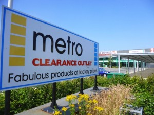 Metro Outlet, Gateshead (11 Jul 2013). Photograph by Graham Soult