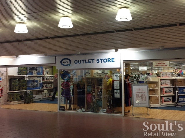 Home > Outlet Stores > QVC Outlet. QVC Outlet. Find QVC Outlet Locations * Store locations can change frequently. Please check directly with the retailer for a current list of locations before your visit. Pennsylvania. Lancaster, PA. Rockvale Outlets QVC Outlet. Phone: ()