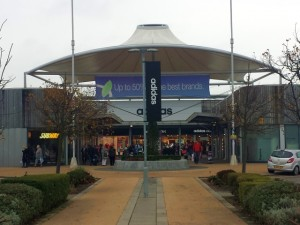 Adidas outlet store at Dalton Park (19 Oct 2013). Photograph by Graham Soult