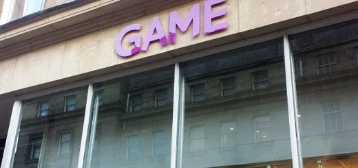 Reopened Game store in Grainger Street, Newcastle (24 Oct 2013). Photograph by Graham Soult