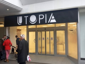 Utopia (ex-Peacocks), Sunderland (18 Oct 2013). Photograph by Graham Soult
