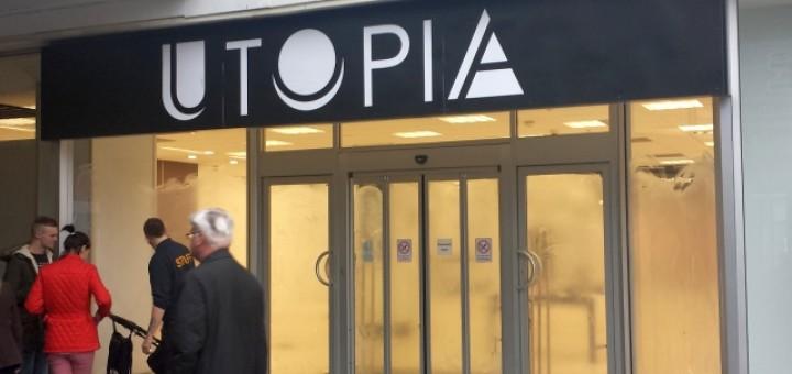 Utopia (ex-Peacocks), Sunderland (18 Oct 2013). Photograph by Graham Soult