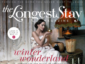 Cover of The Longest Stay Magazine