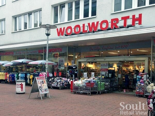 Woolworth store in Hannover, Germany (8 Mar 2013). Photograph by Britta Werner