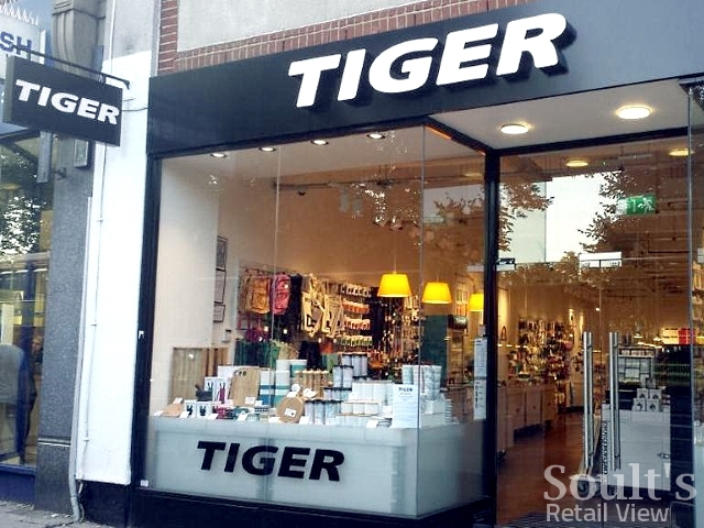 Tiger store in Chiswick (12 Sep 2014). Photograph by Graham Soult