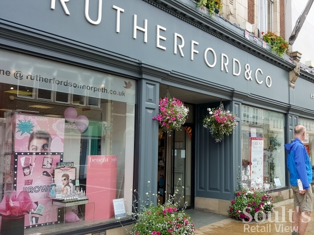 Rutherfords of Morpeth (9 Jul 2016). Photograph by Graham Soult
