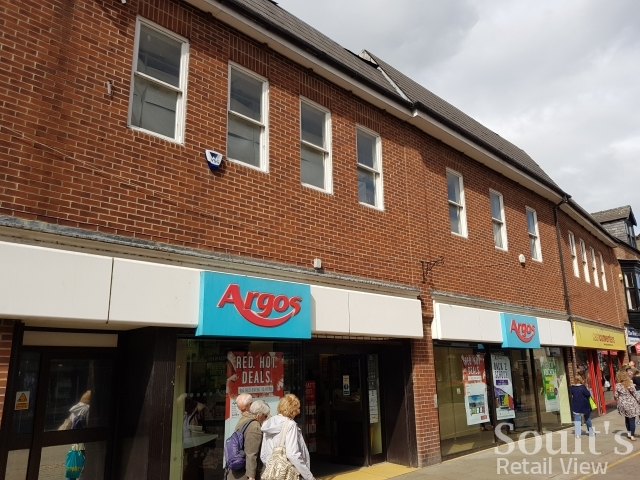 Argos in Darlington, which will shortly close (25 Aug 2017). Photograph by Graham Soult